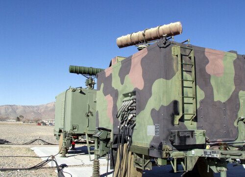 1020 German Air Force Fort Bliss Training Area Hawk