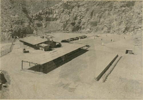 El Paso Police Academy - late 50s - DIGIE