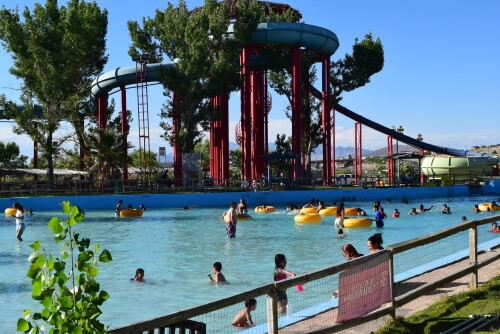 Wet n Wild Waterworld - S Desert Blvd, Anthony, Texas - Rated based on 3, Reviews