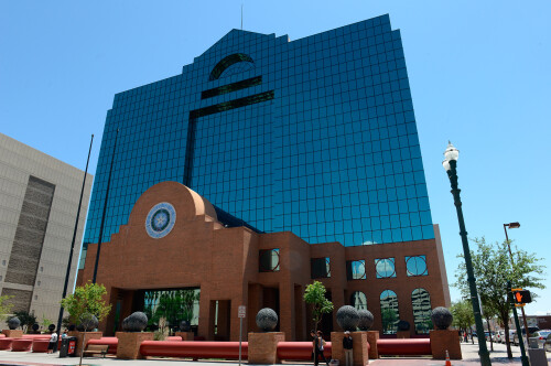 El Paso County Courthouse