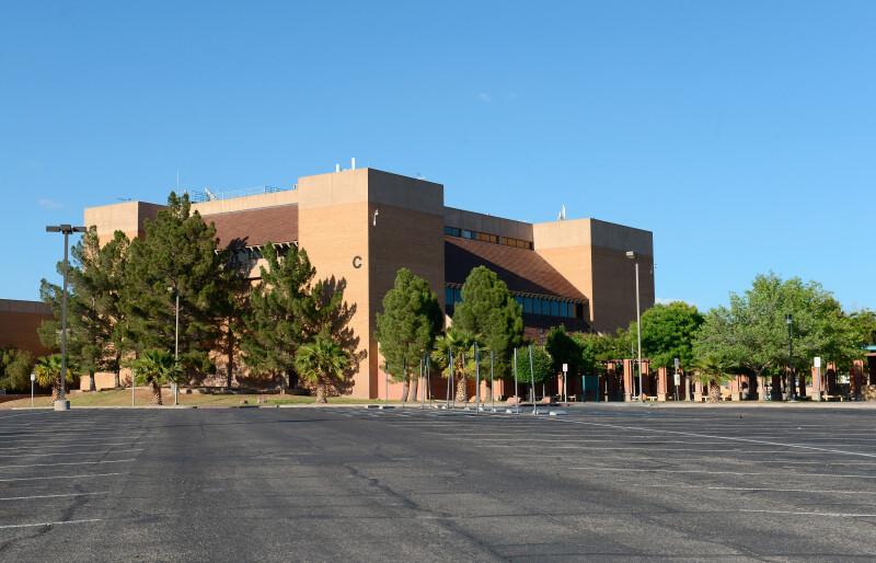 Epcc Valle Verde Campus El Paso Texas Digie