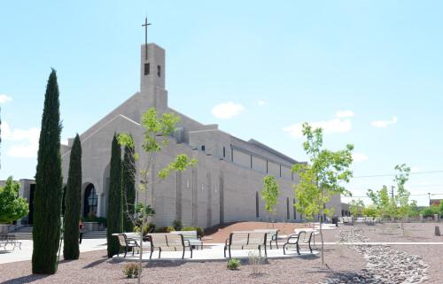 Saint Mark Catholic Church - El Paso, Texas - DIGIE