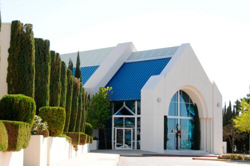 Queen Of Peace Church El Paso Texas Digie