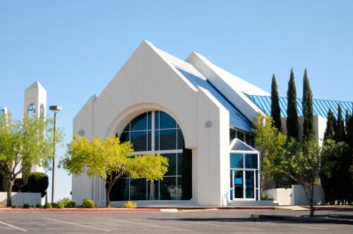 Queen Of Peace Church Digie