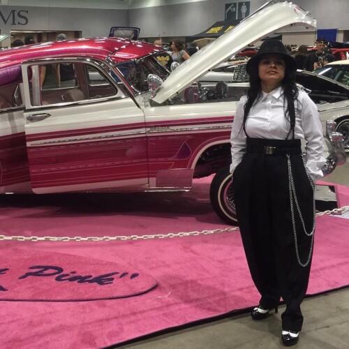 2/5 Pachuca At Albuquerque Car Show