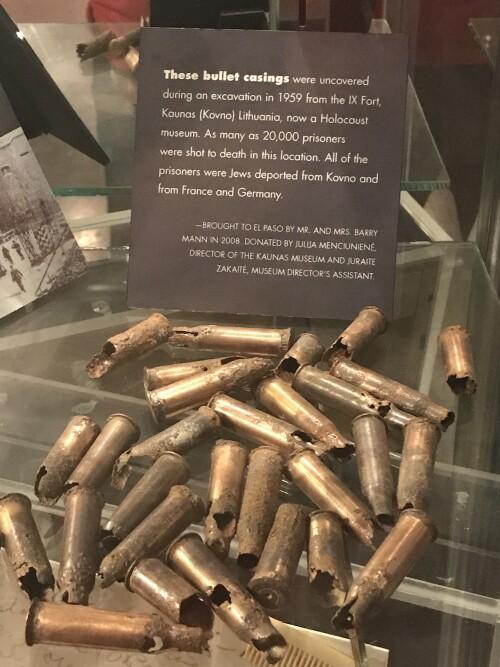 El Paso Holocaust Museum   El Paso, Texas   2017