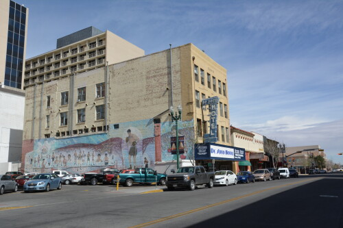 DeSoto Hotel and El Paso's Boxing Wall of Fame - DIGIE